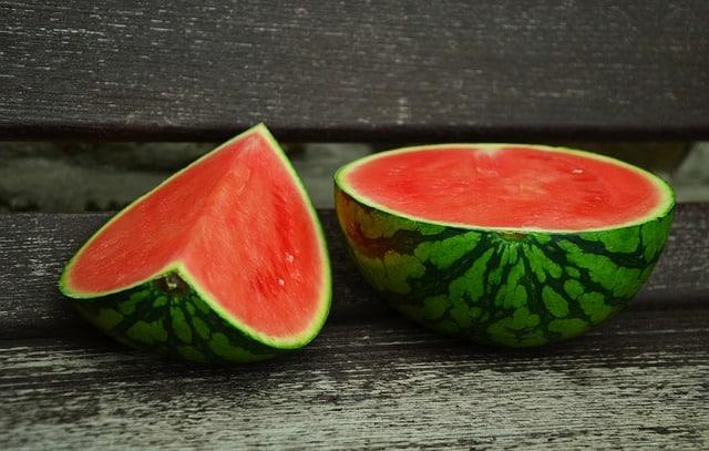 watermelon - improves libido