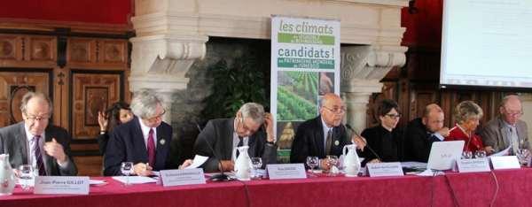 Dernière ligne droite avant la reconnaissance des Climats au patrimoine modiale de l'Unesco