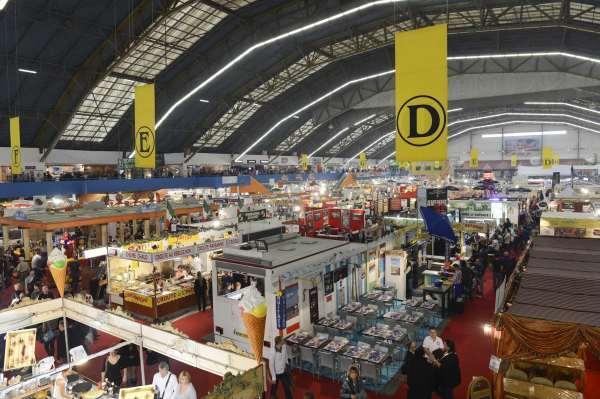 Dijon Congrexpo, foire 2012,
