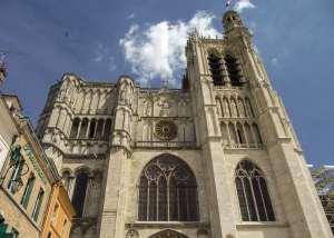Unesco : Sens s'inspire de Chartres