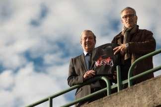 Laurent De Froberville et Marc Frot © Clément Bonvalot