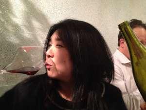 Yukiko, goûteuse en or
