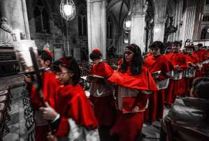 Maîtrise : experts en chants de Noël
