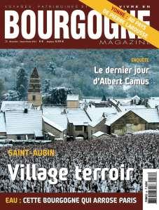 Bourgogne Magazine, un copieux menu