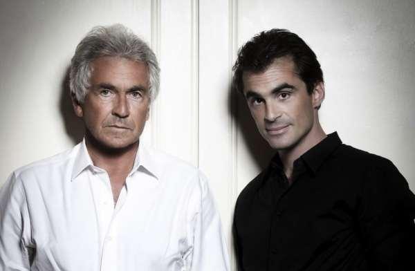 Jean-Paul et Raphaël Enthoven