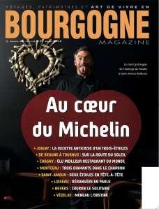 Bourgogne magazine voyage au cœur du Michelin