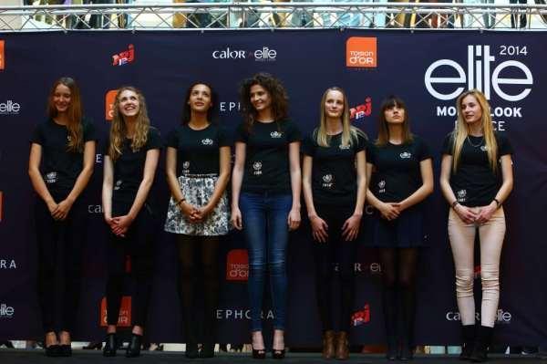 Les sélectionnées pour la finale France du casting