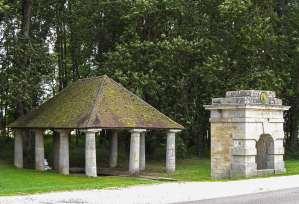 VRP: en passant par La fontaine Henri IV