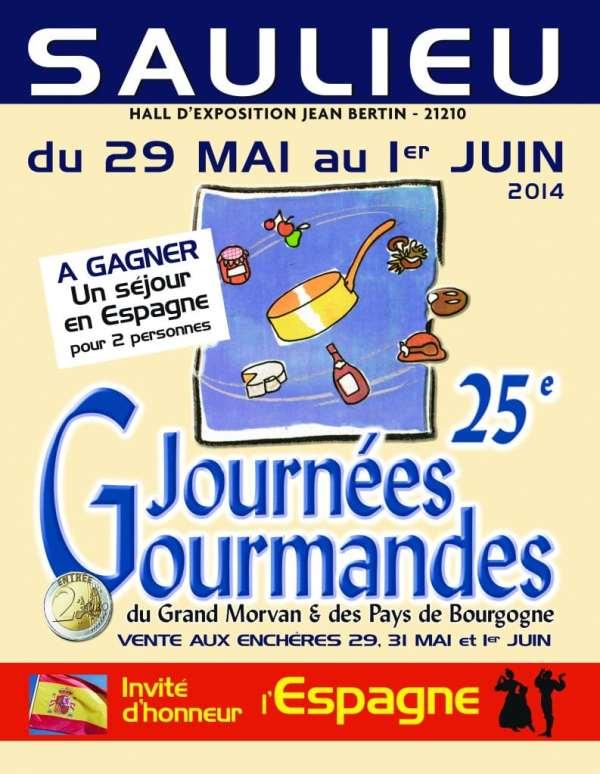 PUB  DBM41 JOURNEES GOURMANDES