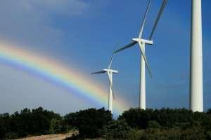 Parc éolien: du vent dans les pales