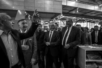 Inauguration foire Dijon 2014 © Clement Bonvalot-8