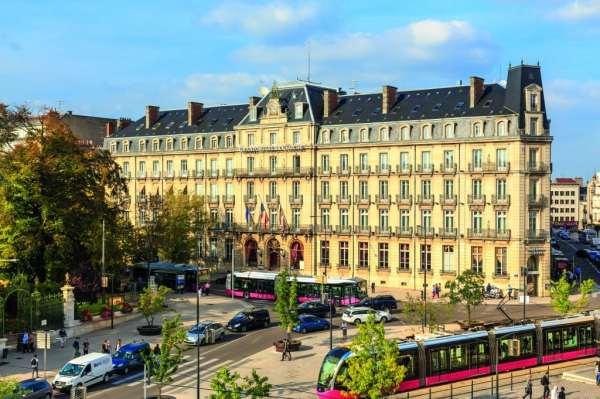 Grand hôtel de la Cloche DIJON