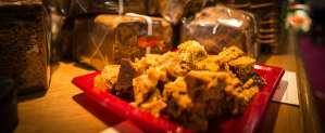 Foire: du pain d'épices avec une pointe d'exotisme