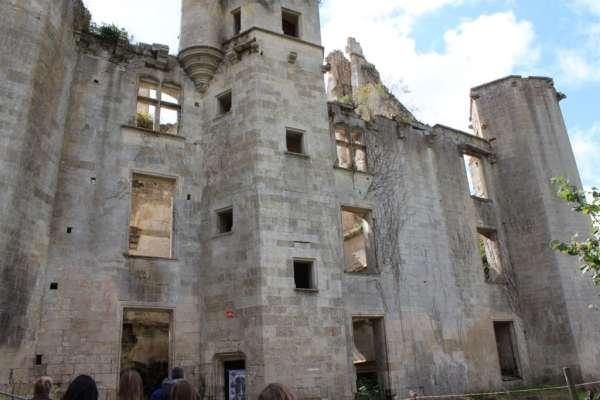 Château de Rochefort - crédit photo : DR