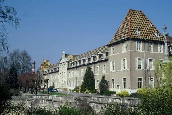 Hôpital Général Dijon - crédit photo : CHU Dijon