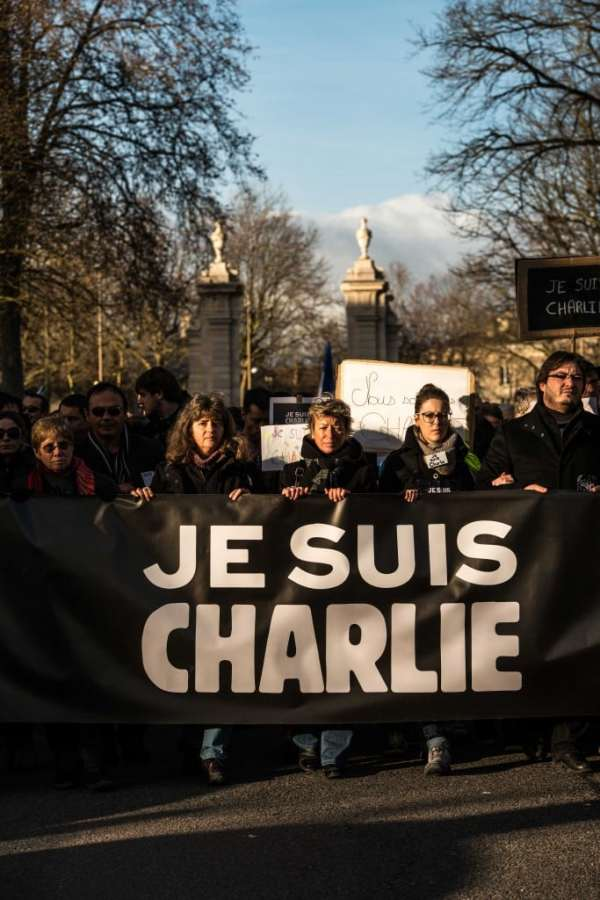 Rassemblement républicain - Charlie Hebdo © Clement Bonvalot-28