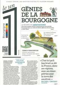 Onfray, Bobin, Fottorino et les autres saluent les génies de la Bourgogne