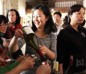 La Chine réveille le tourisme bourguignon