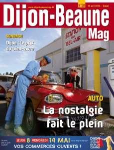 Dijon-Beaune Mag fête l'auto nostalgie