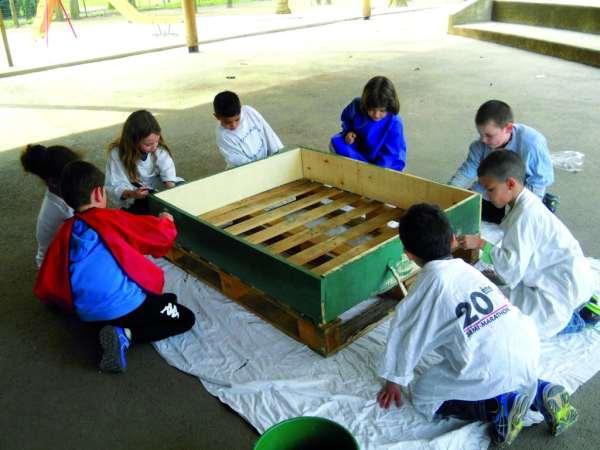 Construction palette Graines d'écoliers