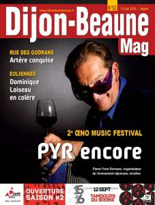 Un Dijon-Beaune Mag à consulter sans modération
