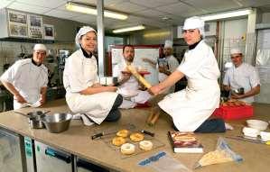 Pâtisserie au Castel à Dijon: le Paris-Brest au sprint