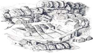 Dracy ou la renaissance d'un village médiéval à Saint-Romain