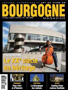 Bourgogne Magazine pose la question du patrimoine du XXème siècle
