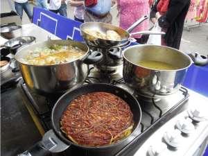 Les Bourguignons cuisinent comtois!