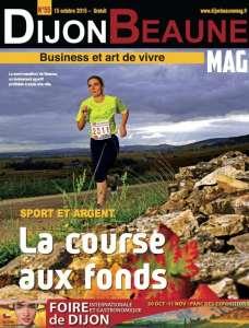 Dijon-Beaune Mag mise sur le sport