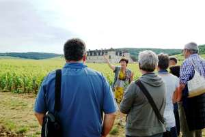 Sandrine Lanaud, le tourisme et le pinot dans la peau