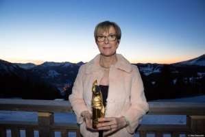 Dominique Loiseau, femme en or