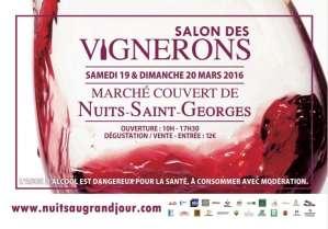 Salon des vignerons de Nuits-Saint-Georges: gagnez vos places!