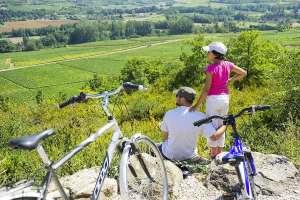 La Côte d'Or sacrée «destination vélo de l'année»