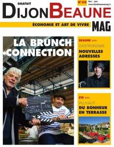 Consultez le nouveau Dijon-Beaune Mag