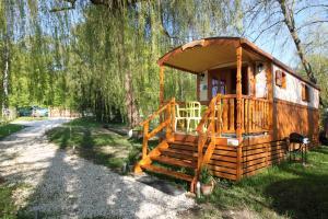 Noiron-sur-Bèze, un gîte plus nature que nature