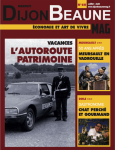 Dijon-Beaune Mag prend l'autoroute des vacances