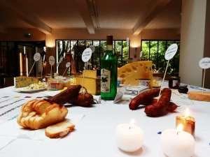 Au nom du pain, du vin, du fromage et de la Bourgogne-Franche-Comté