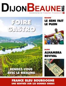 Dijon-Beaune Mag adopte le riesling