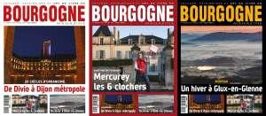 Bourgogne Magazine va se métamorphoser, numéro collector!