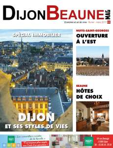Feuilletez le nouveau Dijon-Beaune Mag spécial immobilier