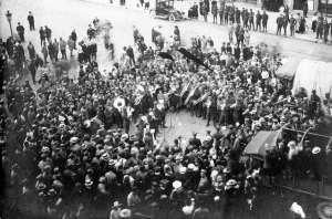 Dijon l'américaine sort la Grande Guerre des archives