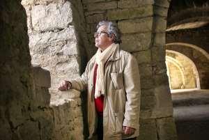 Saint-Vivant : ruines d'une si grande richesse