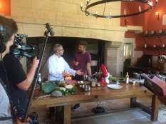 jean Michel Lorain Pete Evans dans nos cuisines