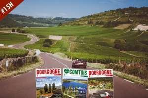 En voiture pour les plus beaux sites de Bourgogne-Franche-Comté !