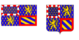Les nouvelles armoiries de Bourgogne-Franche-Comté dévoilées