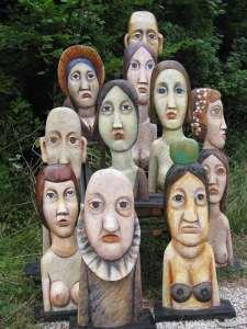 Pierre Merlier et les arts singuliers s'exposent à Dijon