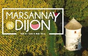 Marsannay in Dijon : Dijon fête l'appellation nouvelle star