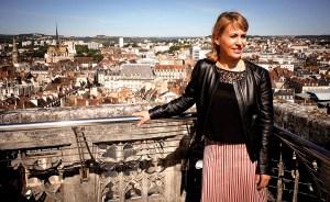 Nathalie Kœnders,capitainede capitale