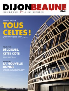 Dijon-Beaune Mag #71 en territoire celte !